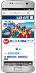 Seattle Boat Show - Mobile