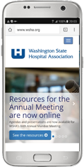 Washington State Hospital Association - Mobile